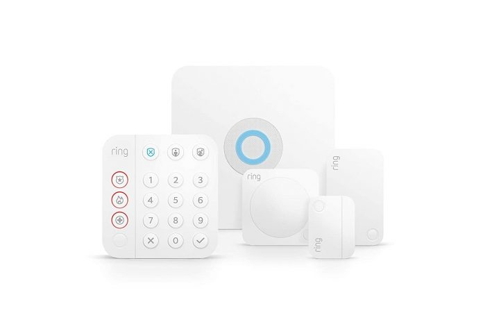 All-new Ring Alarm 5-piece kit (2nd Gen)