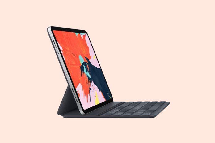 Apple Smart Keyboard Folio (for 12.9-inch iPad Pro, 3rd Generation