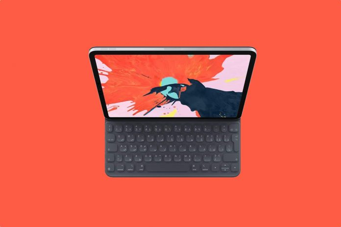 Apple Smart Keyboard Folio (for 12.9-inch iPad Pro, 3rd Generation)