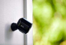 Arlo Pro 3 Spotlight Camera | 4 Camera Security System