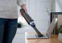 BISSELL AeroSlim Lithium Ion Cordless Handheld Vacuum