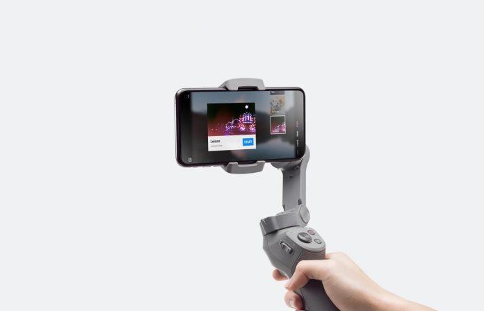 DJI Osmo Mobile 3 Gimbal