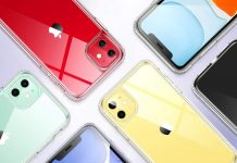 ESR Clear Designed for iPhone 11 Case