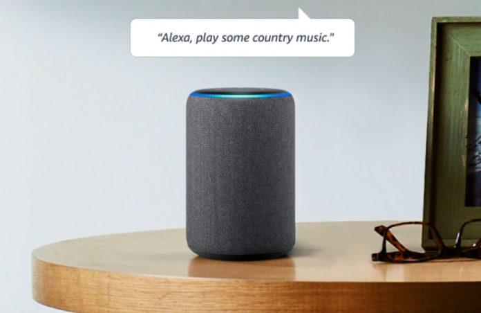 Echo Plus (2nd Gen) - Premium sound with built-in smart home hub