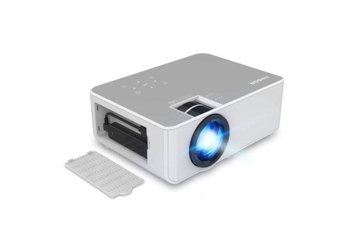 Fangor's HD projector