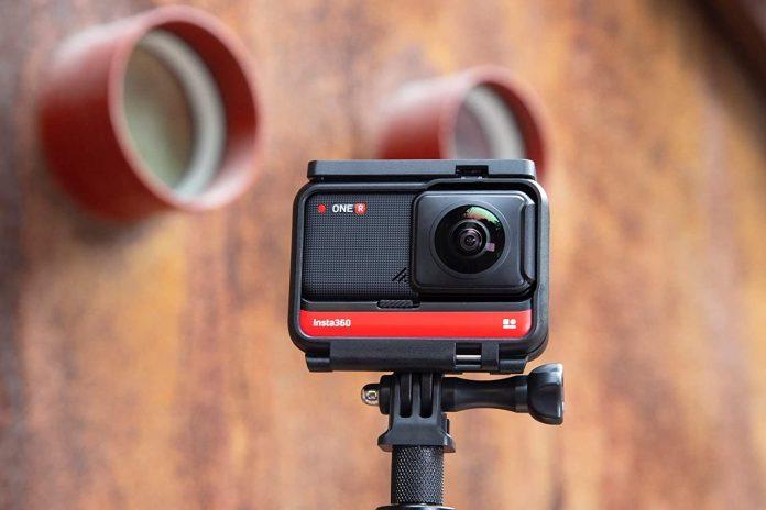 _Insta360 ONE R 360 Degree Action Camera-min