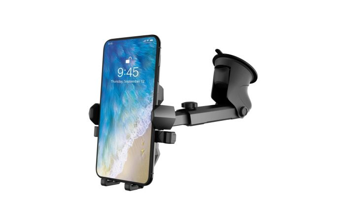 MANORDS Universal Long Neck Suction Car Phone Mount