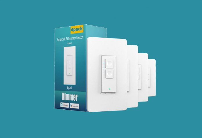 Meross Wi-Fi Smart Dimmer Switches