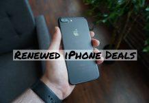 Renewed iPhone Deals