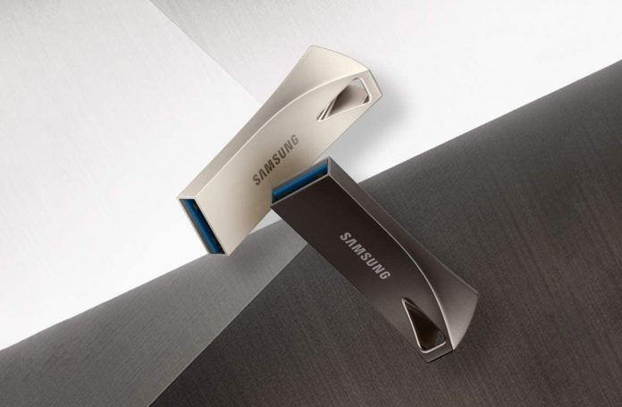 Samsung BAR Plus 64GB - 200MB:s USB 3.1 Flash Drive