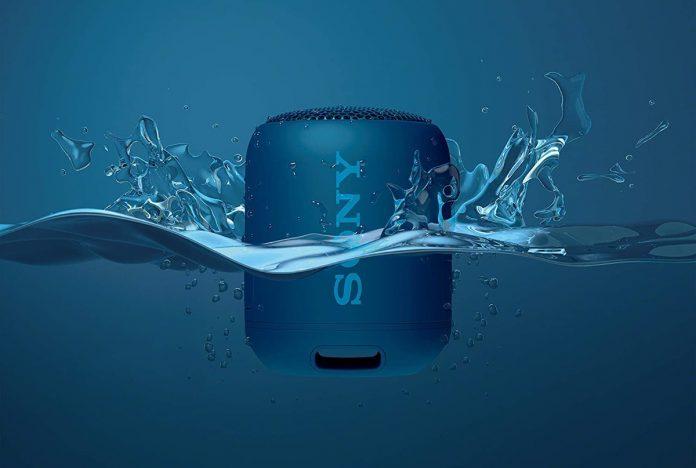Sony SRS-XB12 Mini Bluetooth Speaker Loud Extra Bass Portable Wireless Speaker