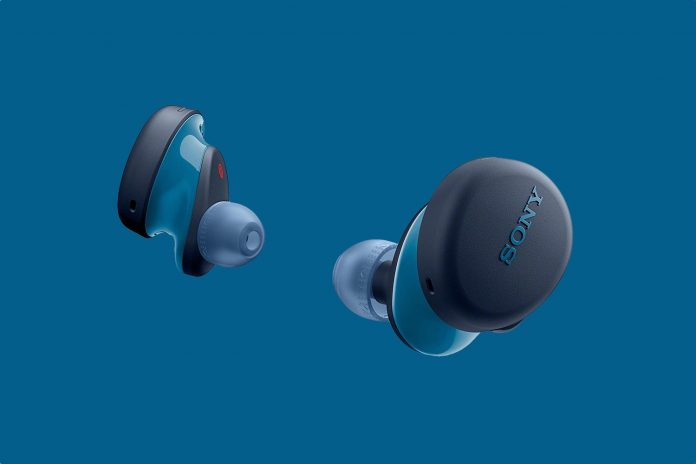 Sony WF-XB700 Extra BASS True Wireless Earbuds