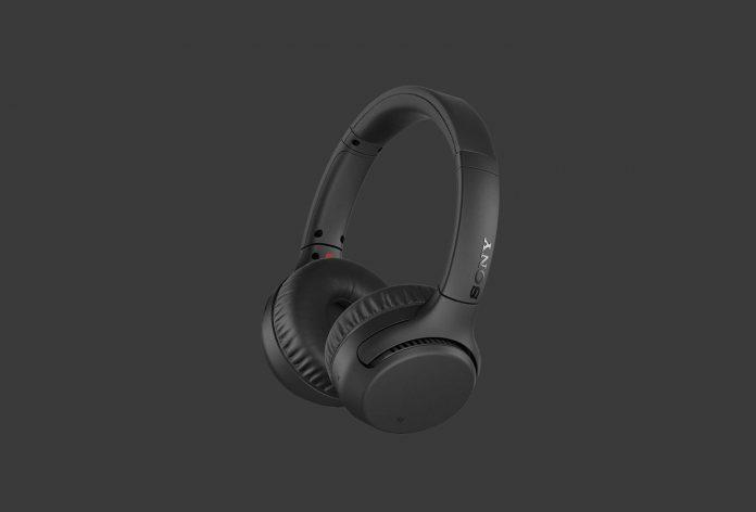 Sony WHXB700 Wireless Extra Bass Bluetooth Headset:Headphones