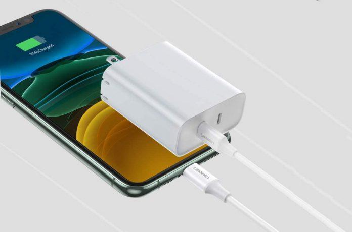 UGREEN Dual Port 36W USB C Charger