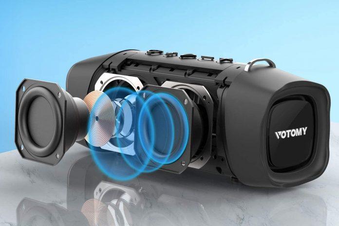 Votomy 30W Portable Bluetooth Speakers-min