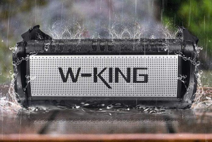 W-KING 50W Wireless Bluetooth Speakers-min