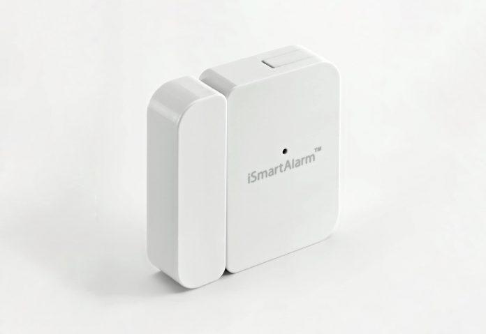 iSmartAlarm Deluxe Home Security Package