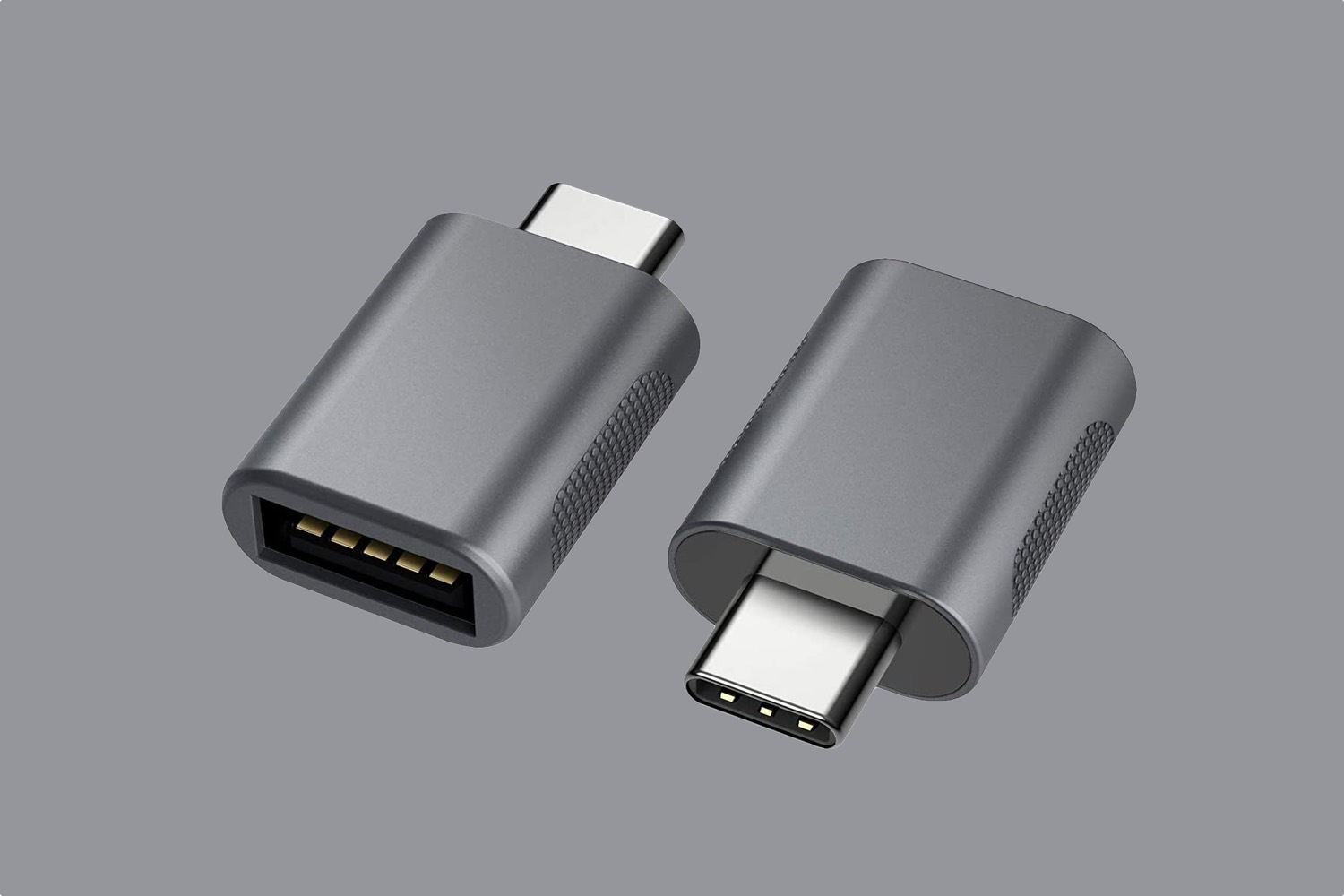 nonda USB C to USB Adapter(2 Pack)