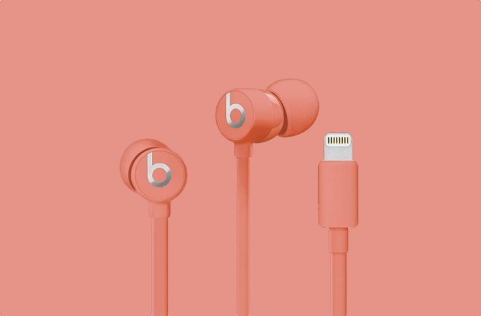 urBeats Wired Earphones With Lightning Connector