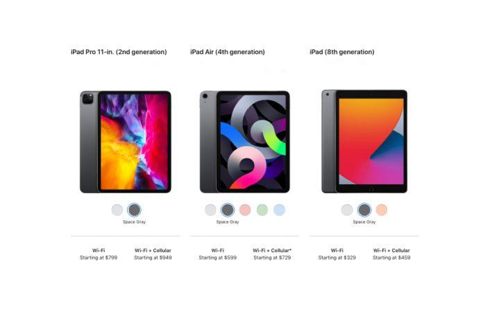 2020 iPad Air Vs iPad Air 3 Vs iPad Pro