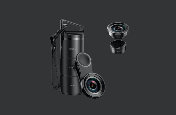 3 in 1 Cell Phone Lens Kit for iPhone