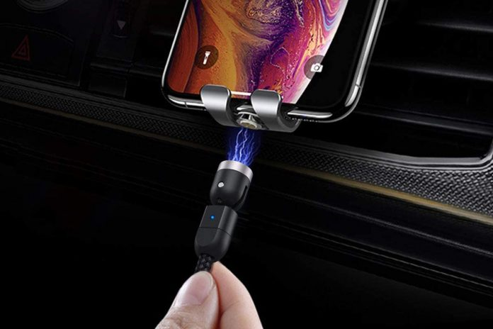 A.S 3 in 1 Magnetic Phone Charger Cable