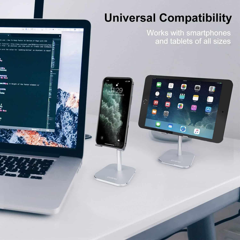 ATUMTEK Universal Cell Phone Stand-min