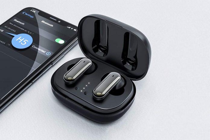 AVWOO H5 in-Ear Bluetooth 5.0 Earbuds