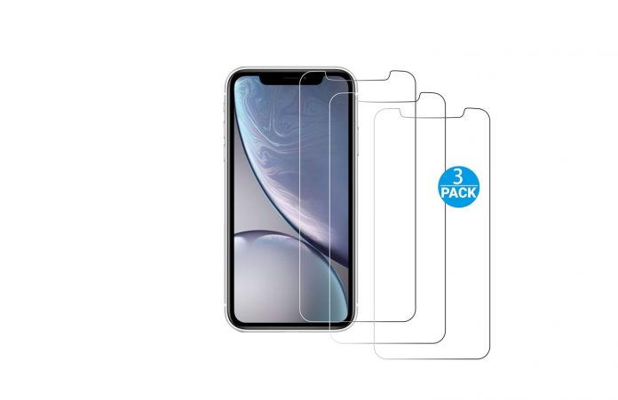 Ailun Glass Screen Protector for iPhone 11:iPhone XR