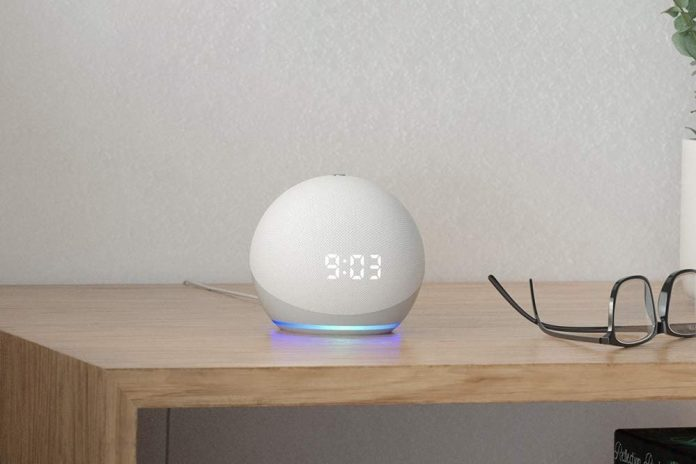 All New Amazon Echo Dot