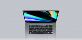 All New Apple 16-inch MacBook Pro