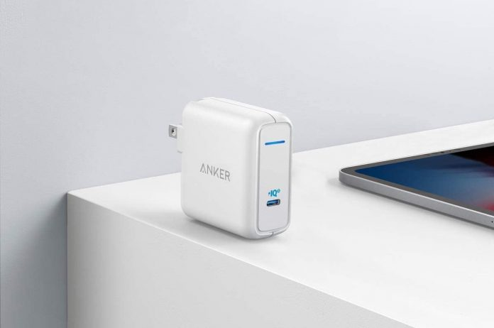 Anker 60W Power Delivery Fast Charger