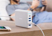 Anker Premium 60W 5-Port Desktop Charger