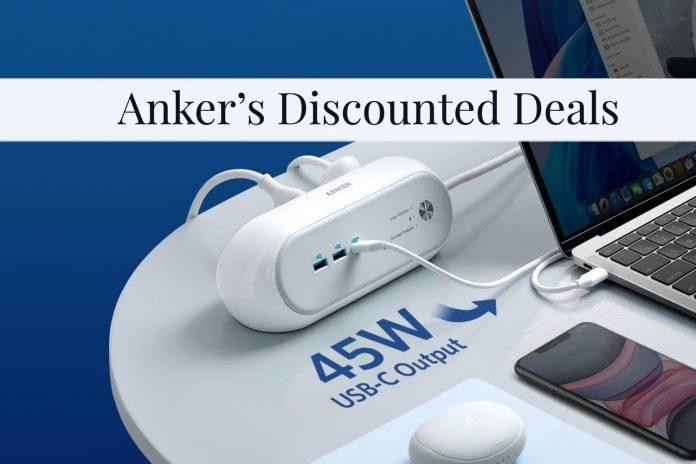 Anker's Discounted Deals-min