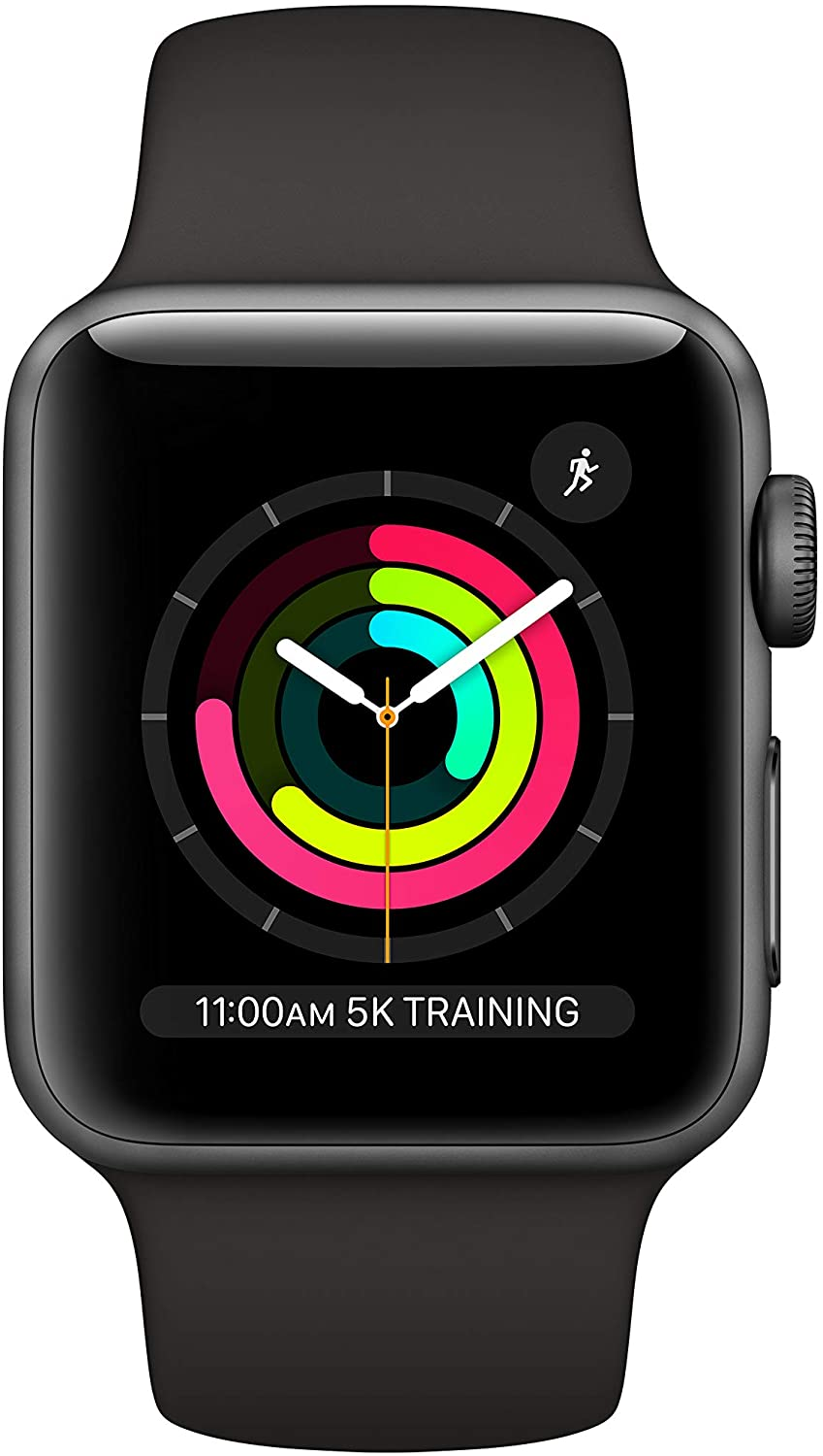 Apple Watch Series 3 (GPS, 38mm) - Space Gray