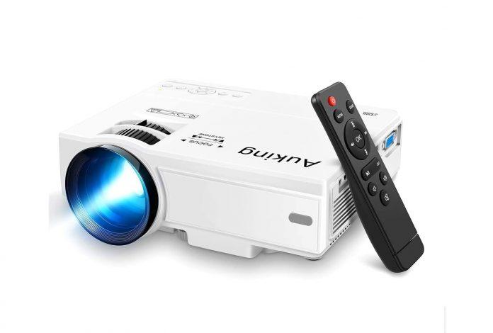Aukking Mini Projector