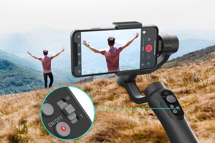 CINEPEER SmartPhone 3-Axis Gimbal-min