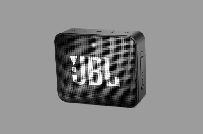 JBL GO2 - Waterproof Ultra Portable Bluetooth Speaker