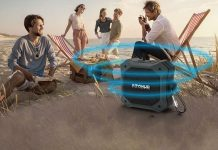 Kayinuo Portable IPX7 Bluetooth Speaker-min