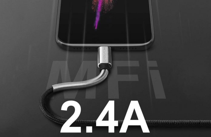 MFi certified iPhone Charging Cable
