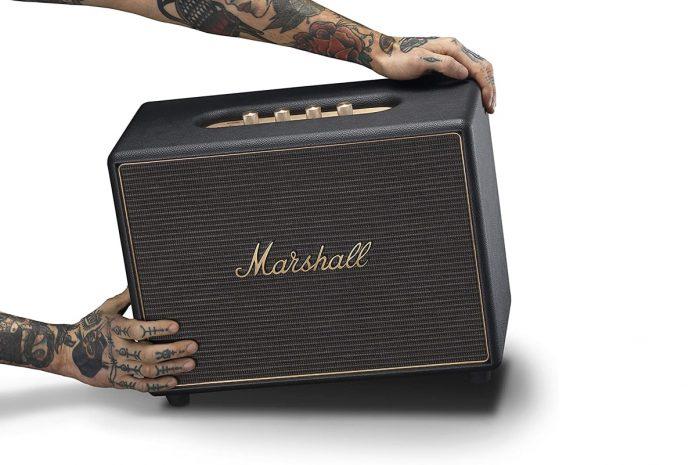 _Marshall Woburn Multi-Room Wi-Fi and Bluetooth Speaker-min
