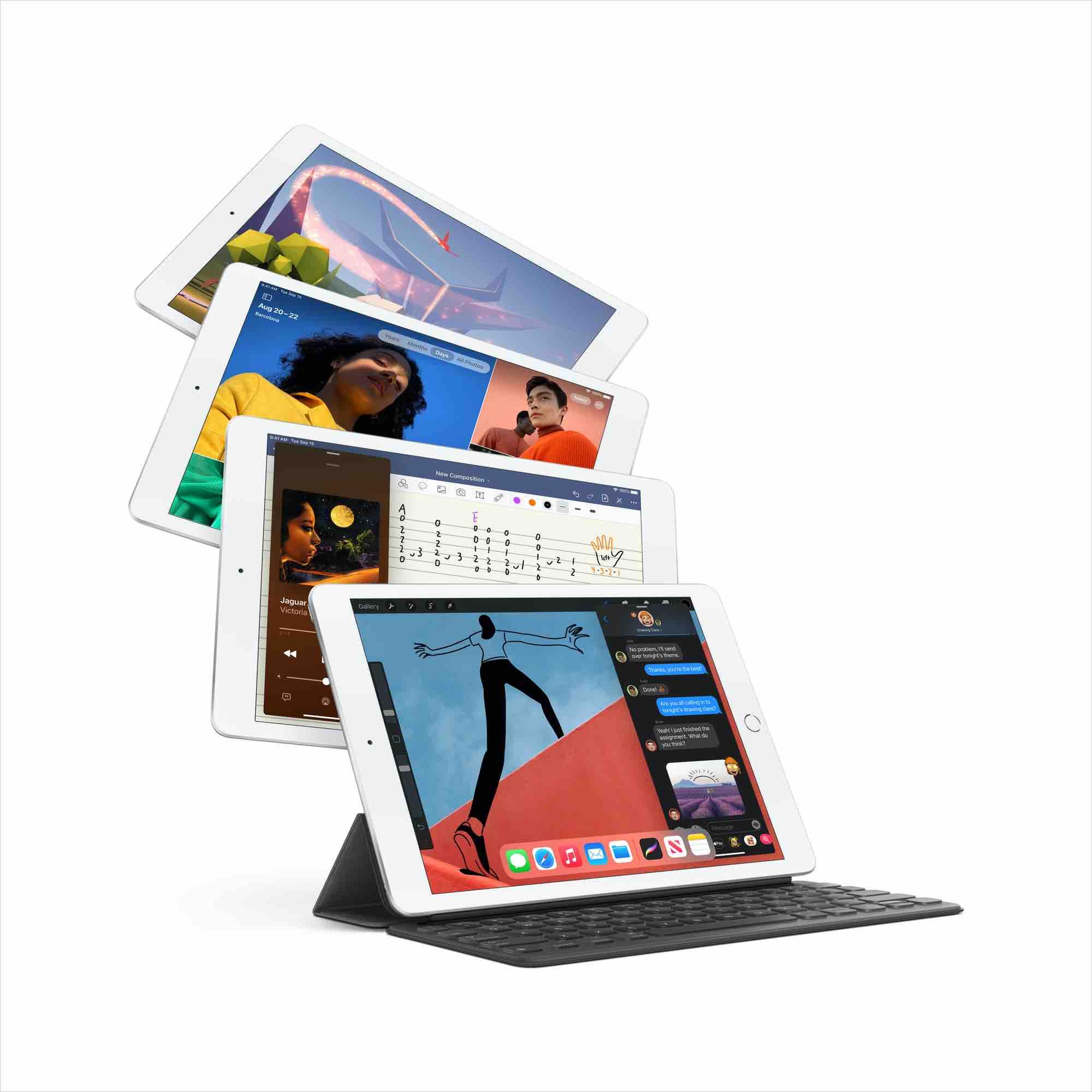 New iPad 8th Generation