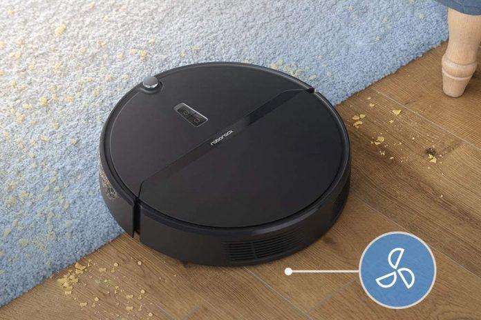 Roborock E4 Robot Vacuum Cleaner-min