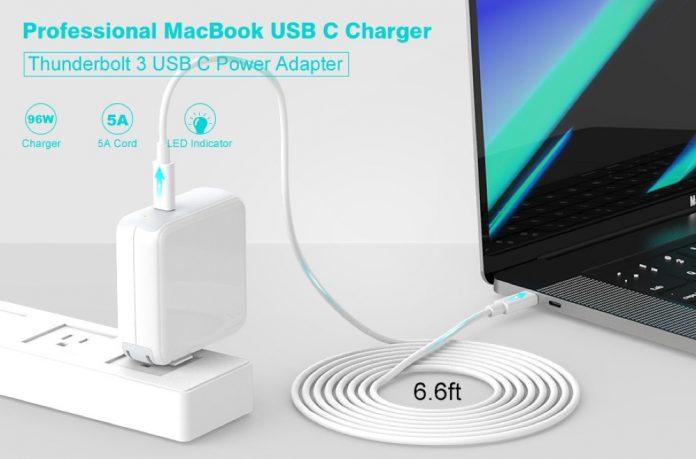 SZPOWER 96W USB C Charger Power Adapter