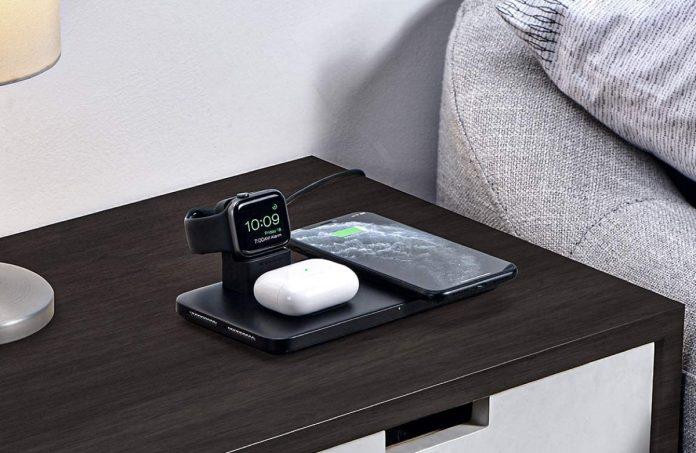 Seneo 3 in 1 Wireless Charger-min