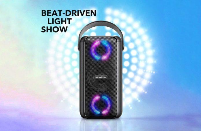 Soundcore Trance Bluetooth Speaker-min