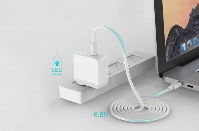 Szpower 45W USB-C Charger with 6.6ft USB-C Cable