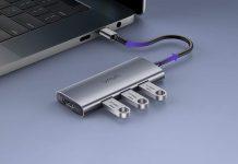 VAVA 7-in-1 USB C Adapter