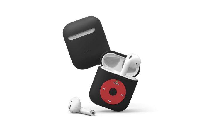elago AW6 Case Designed for Apple AirPods Case 1 & 2