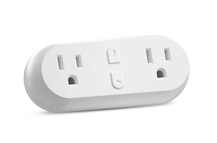 meross Smart Plug Dual WiFi Outlet Plug
